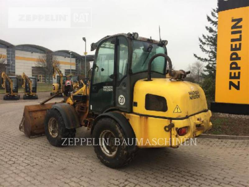WACKER CORPORATION RADLADER/INDUSTRIE-RADLADER WL48 equipment  photo 2