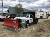 Equipment photo CHEVROLET 3500HD DUMP TRUCKS 1