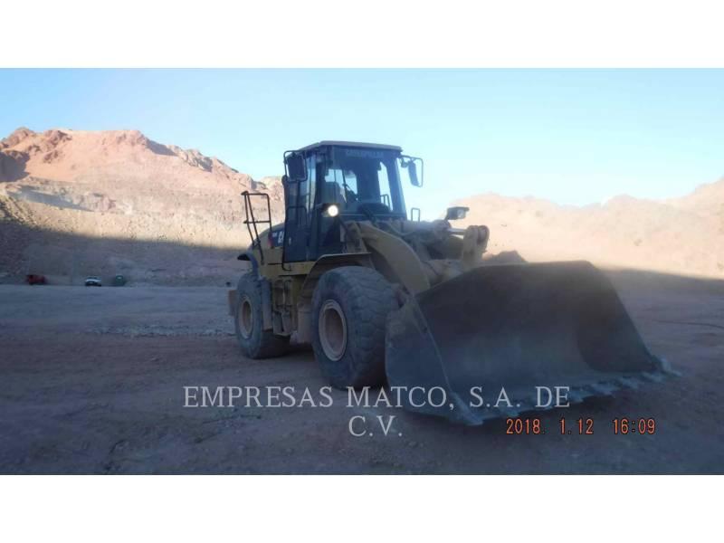 CATERPILLAR PÁ-CARREGADEIRAS DE RODAS/ PORTA-FERRAMENTAS INTEGRADO 950 H equipment  photo 2