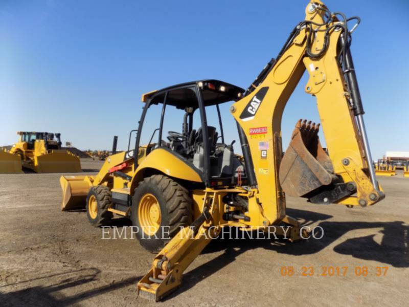 CATERPILLAR BACKHOE LOADERS 420F 4EO equipment  photo 3