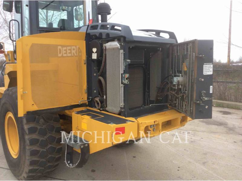 JOHN DEERE CARGADORES DE RUEDAS 524K equipment  photo 14