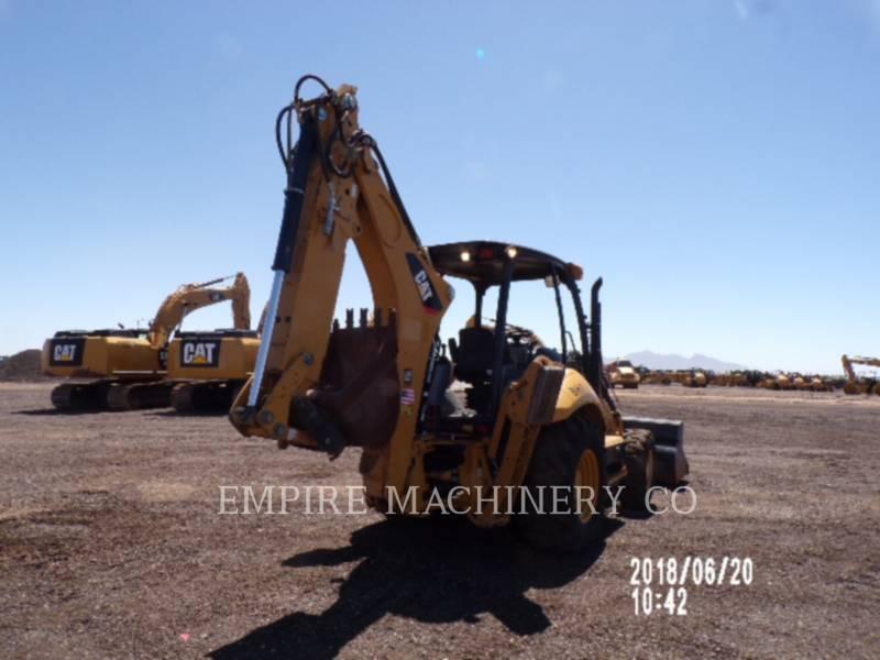 CATERPILLAR バックホーローダ 420F equipment  photo 6