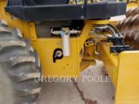 CATERPILLAR VIBRATORY SINGLE DRUM PAD CP54B equipment  photo 20
