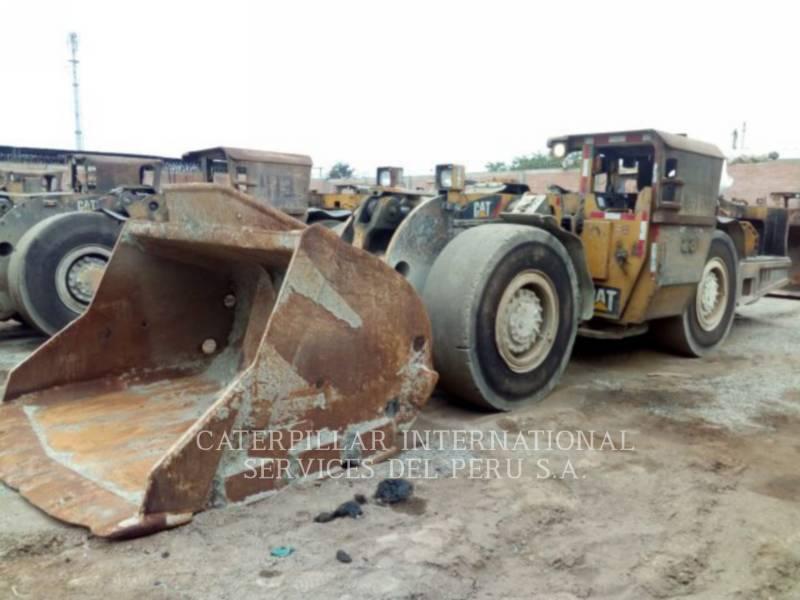 CATERPILLAR UNDERGROUND MINING LOADER R1300G equipment  photo 1