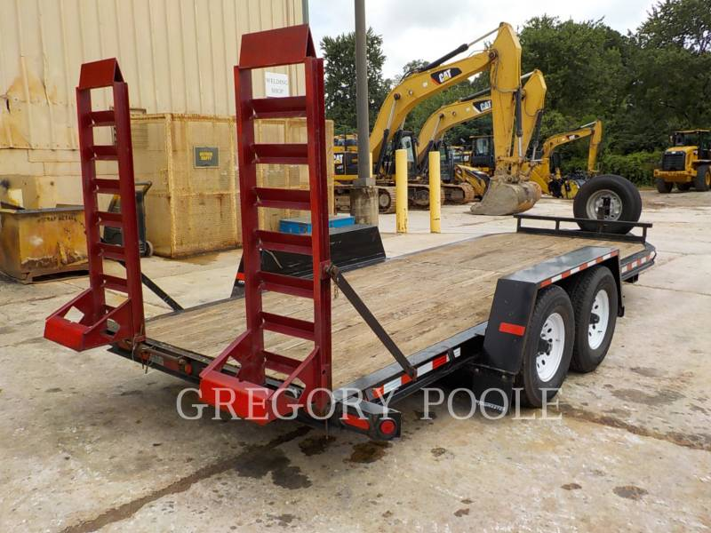 TOWMASTER TRAILERS TC-9D equipment  photo 13