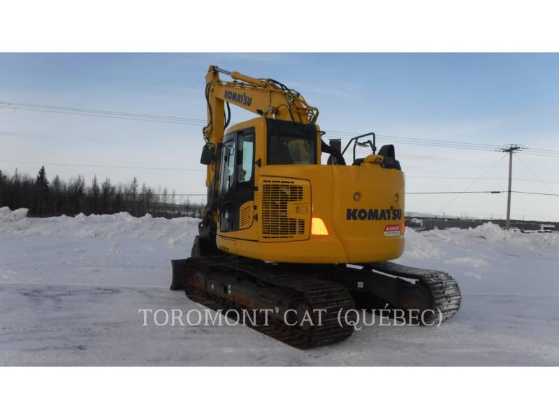 KOMATSU PELLES SUR CHAINES PC138 US LC equipment  photo 4