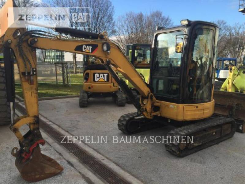 CATERPILLAR TRACK EXCAVATORS 303.5DCR equipment  photo 1