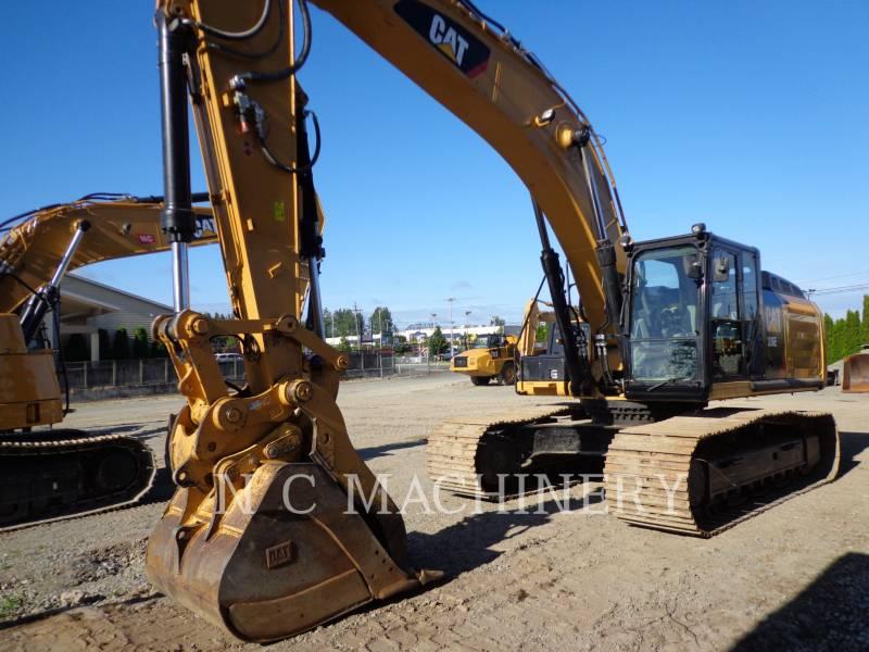 CATERPILLAR TRACK EXCAVATORS 336E L equipment  photo 1