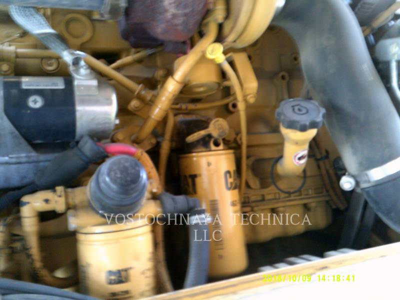Caterpillar EXCAVATOARE PE ROŢI M318D equipment  photo 11