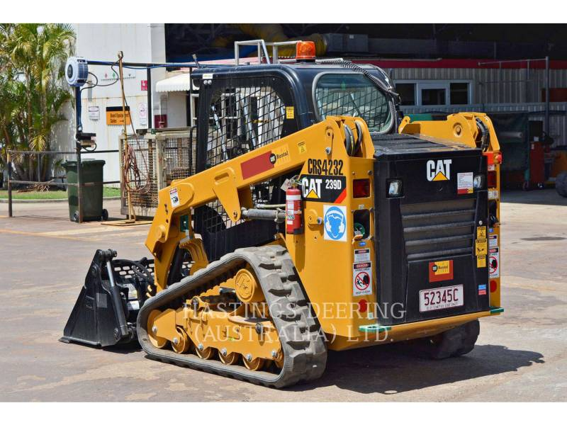 CATERPILLAR MULTI TERRAIN LOADERS 239DLRC equipment  photo 6