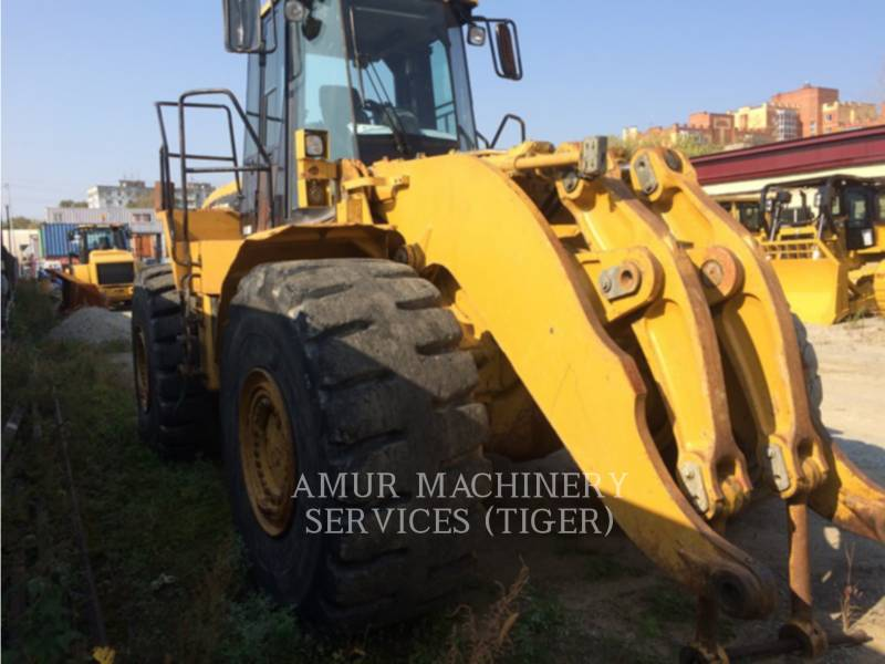 Caterpillar ÎNCĂRCĂTOARE PE ROŢI/PORTSCULE INTEGRATE 980G equipment  photo 3