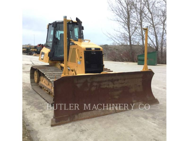 CATERPILLAR TRACTEURS SUR CHAINES D 6 K LGP equipment  photo 2
