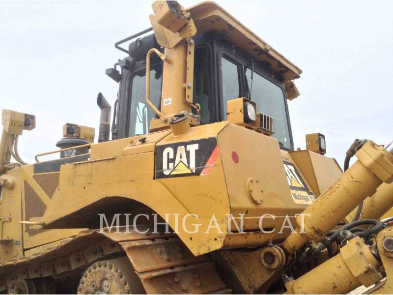 CATERPILLAR KETTENDOZER D8T CR equipment  photo 14
