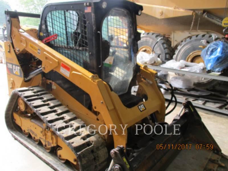 CATERPILLAR CARREGADEIRAS TODO TERRENO 259D equipment  photo 2