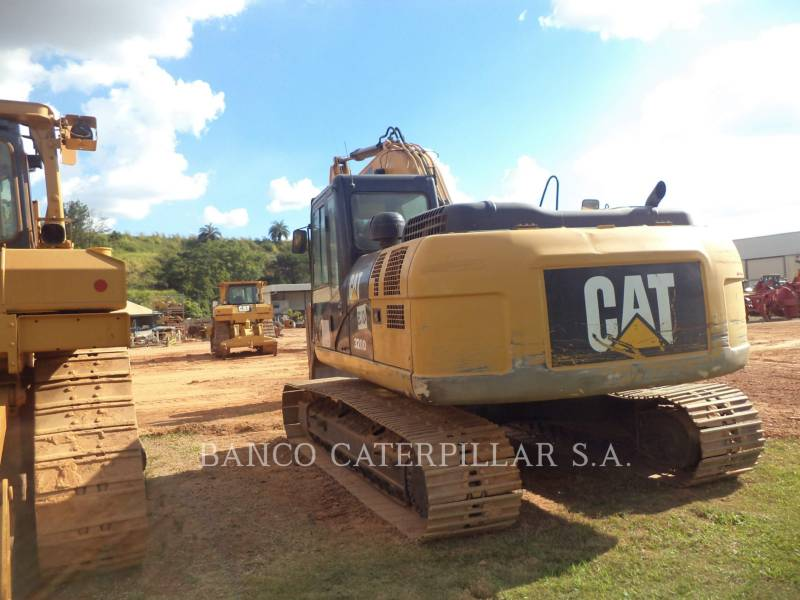 CATERPILLAR TRACK EXCAVATORS 323D2L equipment  photo 3