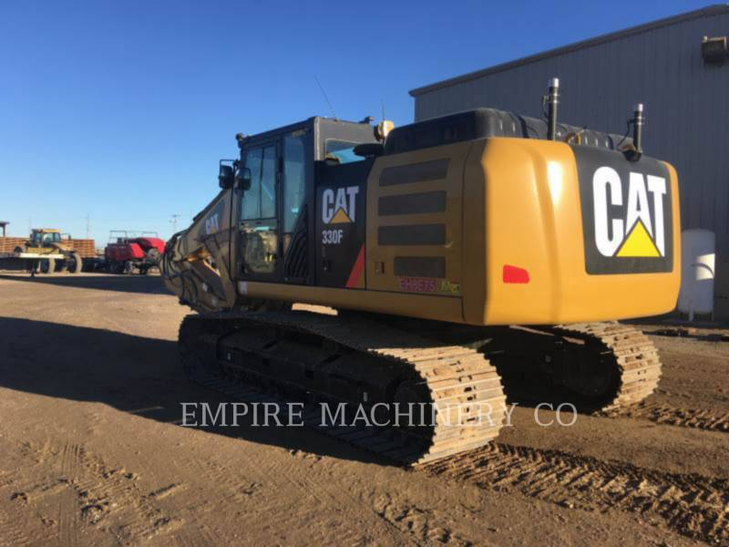 CATERPILLAR PELLES SUR CHAINES 330FL ST P equipment  photo 3