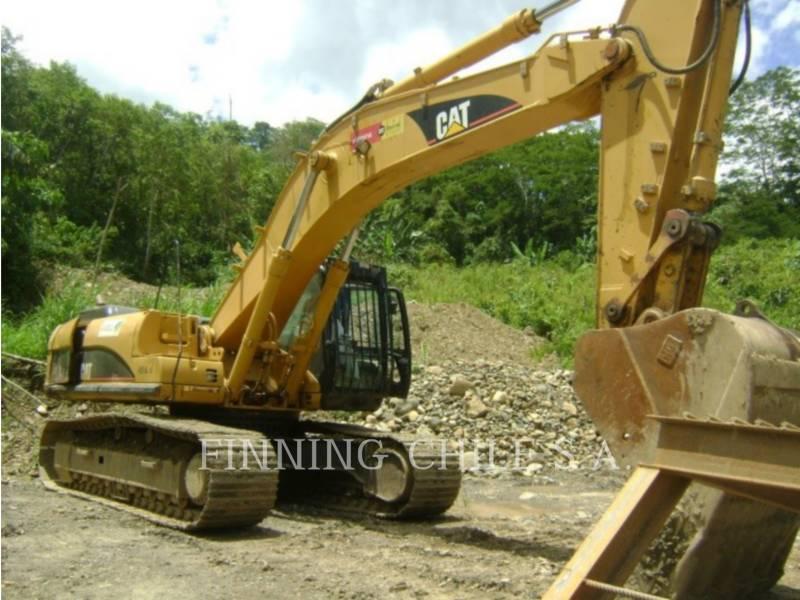 CATERPILLAR TRACK EXCAVATORS 330CL equipment  photo 1