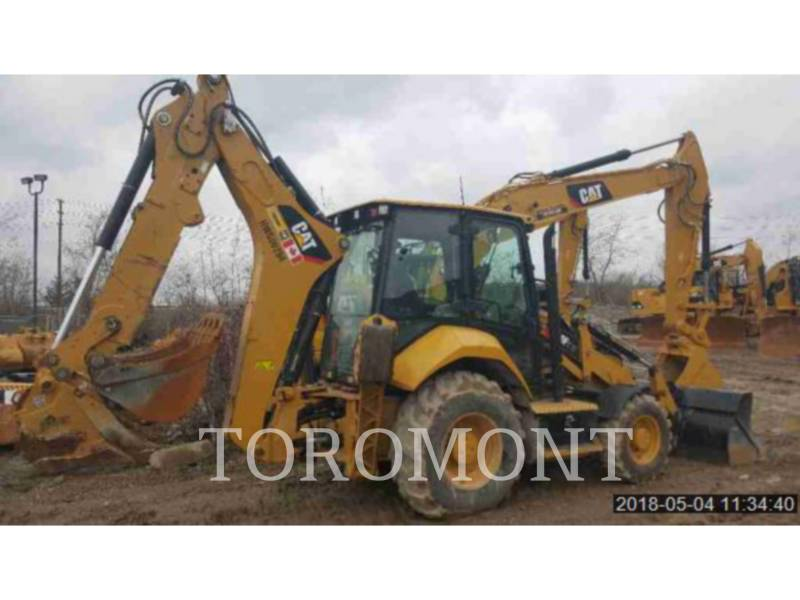 CATERPILLAR CHARGEUSES-PELLETEUSES 430F2IT equipment  photo 4