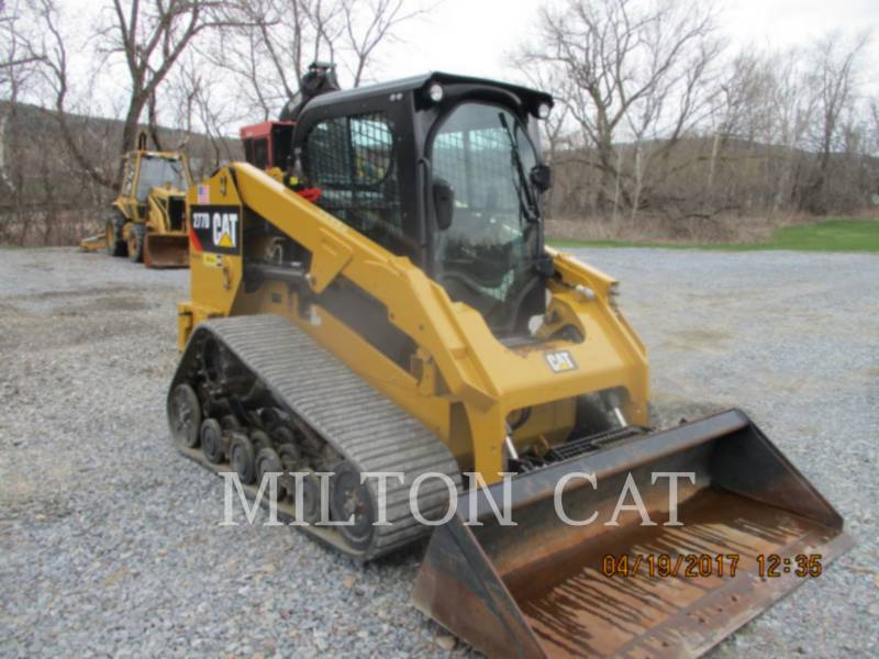 CATERPILLAR 多様地形対応ローダ 277D equipment  photo 2