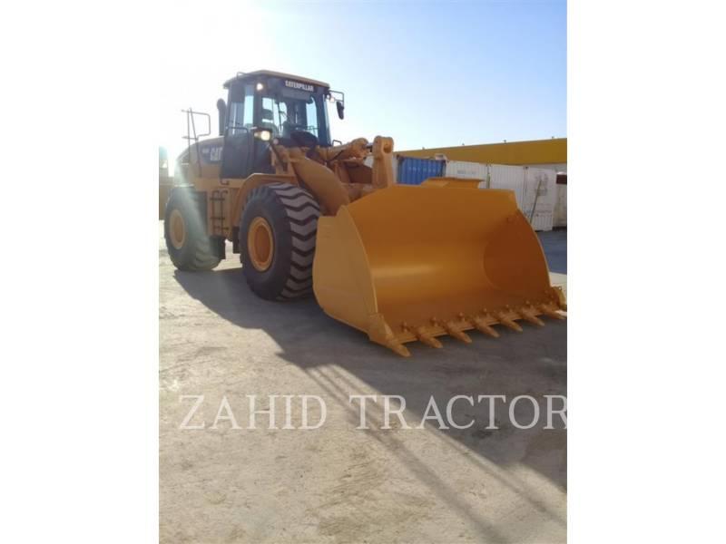 CATERPILLAR 鉱業用ホイール・ローダ 966H equipment  photo 4