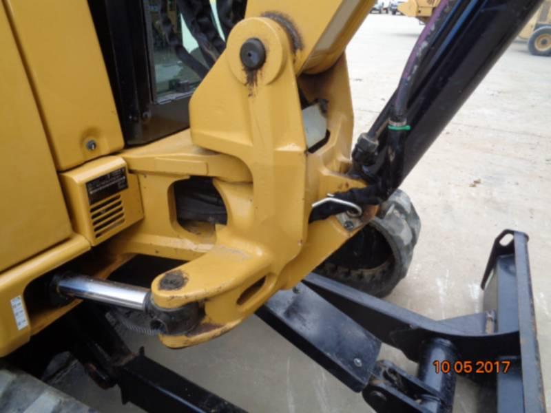 CATERPILLAR TRACK EXCAVATORS 305.5E2CR equipment  photo 22