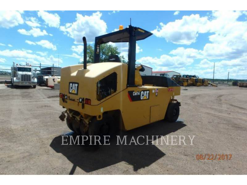CATERPILLAR COMPACTADORES CON RUEDAS DE NEUMÁTICOS CW14 equipment  photo 2