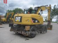 CATERPILLAR ESCAVADEIRAS DE RODAS M 313 D equipment  photo 4