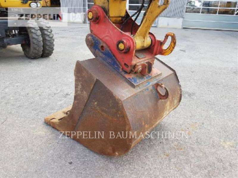 CATERPILLAR ESCAVATORI GOMMATI M315D equipment  photo 19