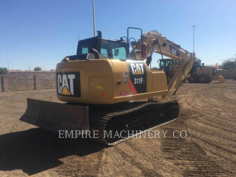 CATERPILLAR トラック油圧ショベル 311F RR equipment  photo 2