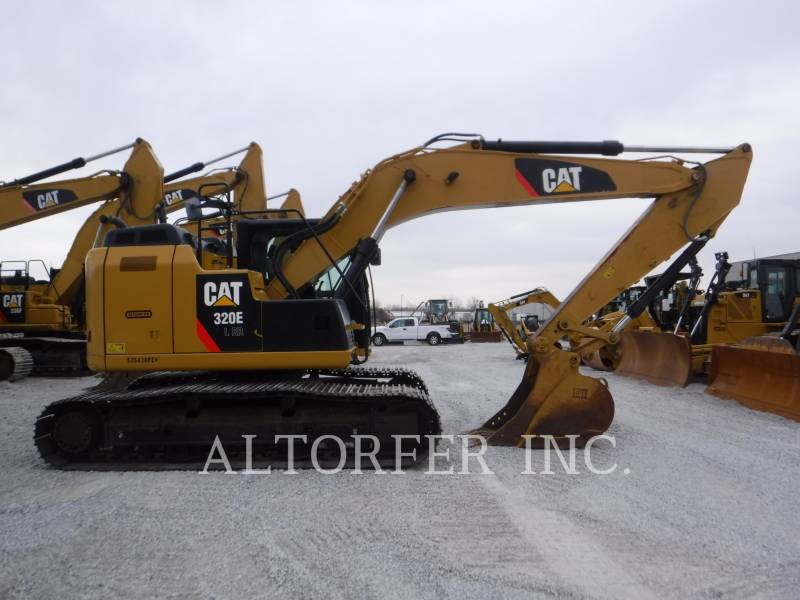 CATERPILLAR KOPARKI GĄSIENICOWE 320EL RR equipment  photo 6