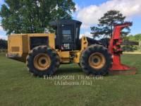 CATERPILLAR FORESTRY - FELLER BUNCHERS - WHEEL 573C equipment  photo 3
