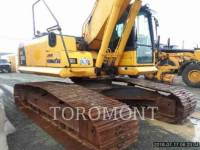 Equipment photo KOMATSU LTD. PC200 KETTEN-HYDRAULIKBAGGER 1