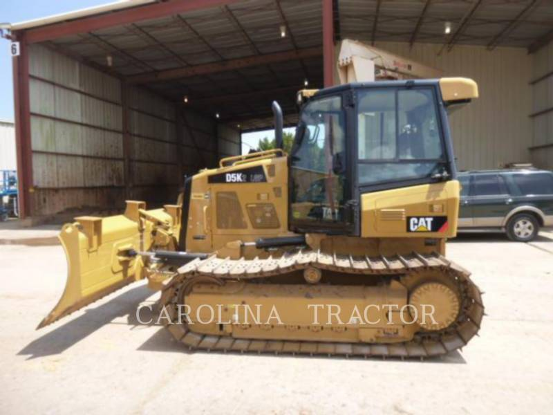 CATERPILLAR TRACK TYPE TRACTORS D5K2 CBLGP equipment  photo 1