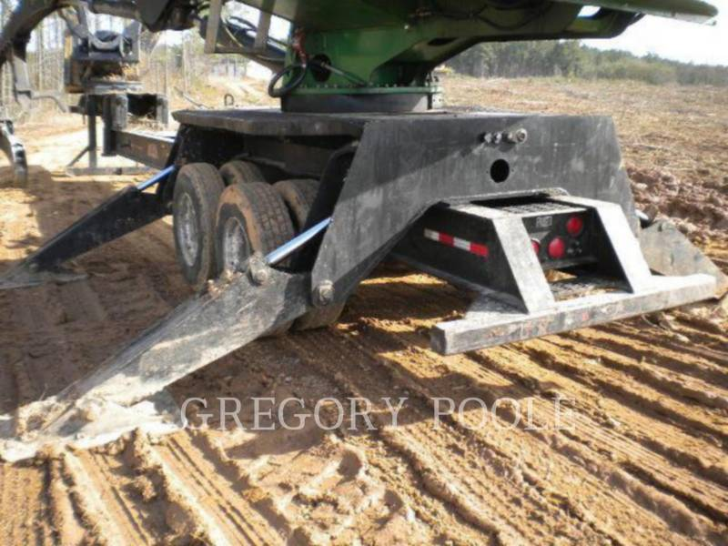 JOHN DEERE FORESTAL - CARGADORES DE TRONCOS 437D equipment  photo 6