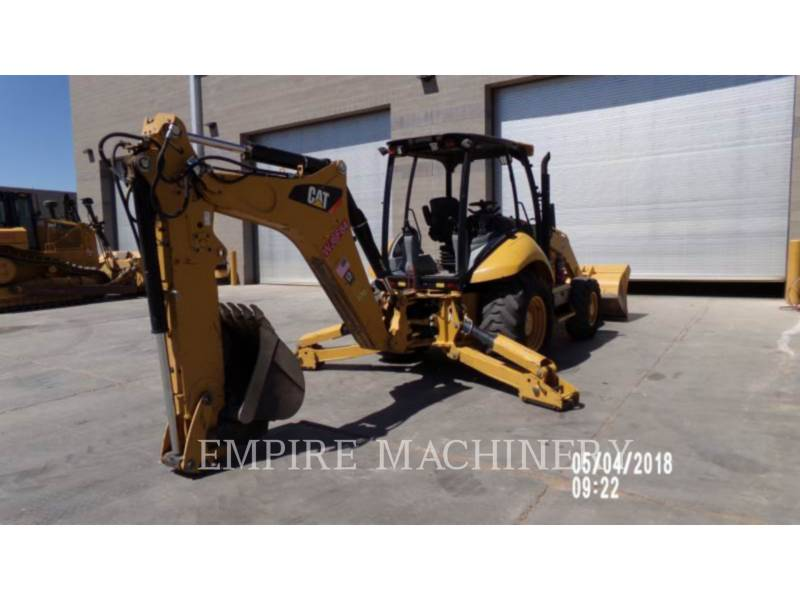 CATERPILLAR BACKHOE LOADERS 420FST equipment  photo 2