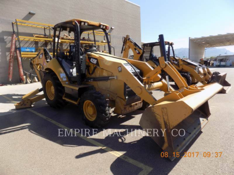 CATERPILLAR RETROESCAVADEIRAS 420F 4EO equipment  photo 1