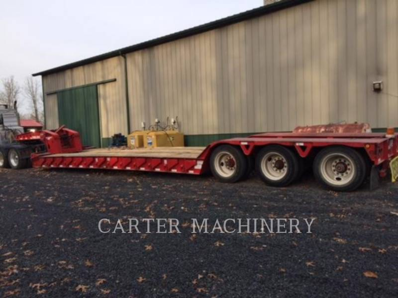 TRAILKING TRAILERS TRLR TK110 equipment  photo 4