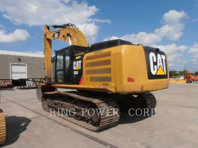 CATERPILLAR ESCAVADEIRAS 336EL equipment  photo 3