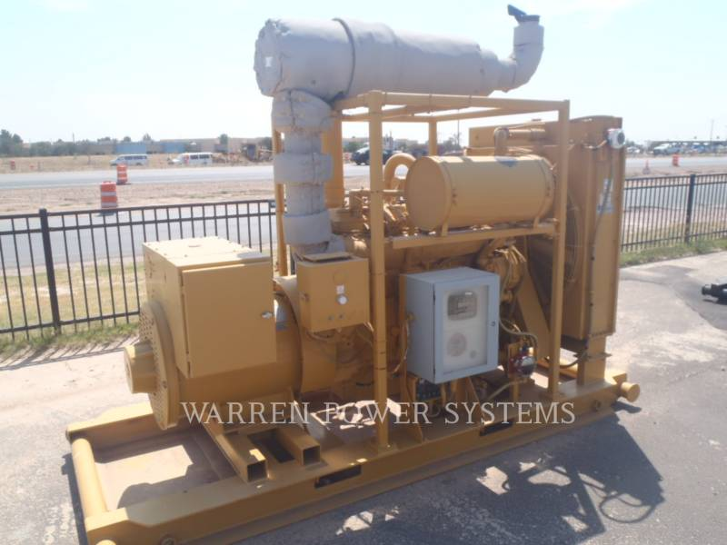 CATERPILLAR STATIONARY GENERATOR SETS G3406NA equipment  photo 15