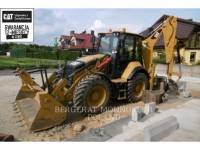 Equipment photo CATERPILLAR 444F2 BACKHOE LOADERS 1