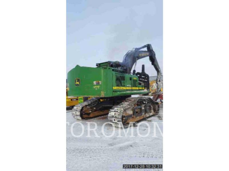 DEERE & CO. FOREST MACHINE 2154D equipment  photo 3