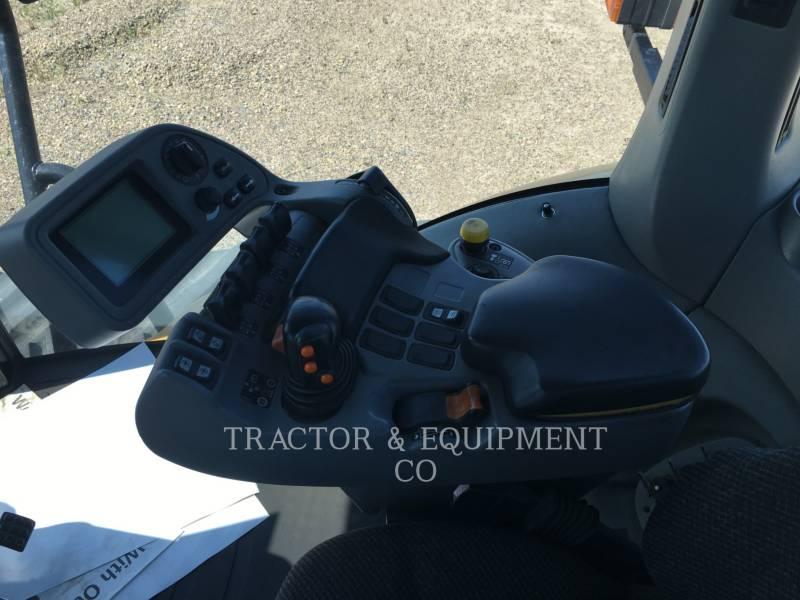 AGCO AG TRACTORS MT755 equipment  photo 9