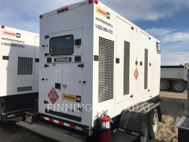 CATERPILLAR MOBILE GENERATOR SETS XQ 300 equipment  photo 1