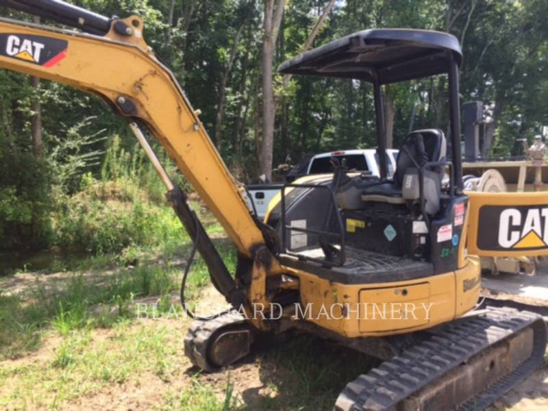CATERPILLAR TRACK EXCAVATORS 304DCR equipment  photo 3