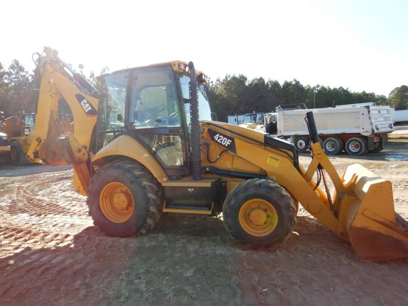 CATERPILLAR KOPARKO-ŁADOWARKI 420FST equipment  photo 5