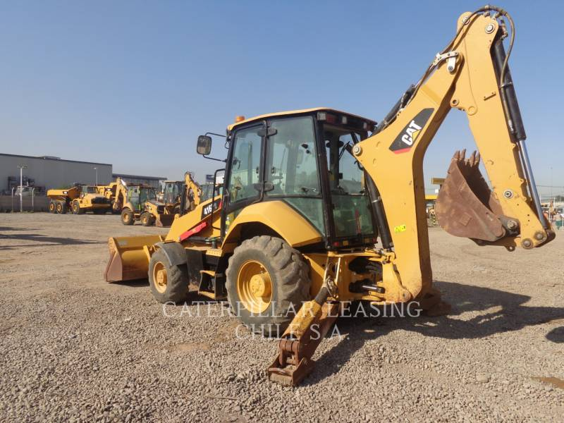 CATERPILLAR CHARGEUSES-PELLETEUSES 416 F 2 equipment  photo 3
