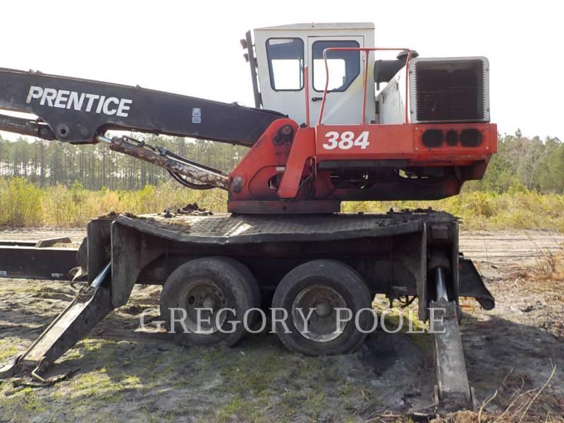 PRENTICE KNUCKLEBOOM LOADER 384D equipment  photo 7