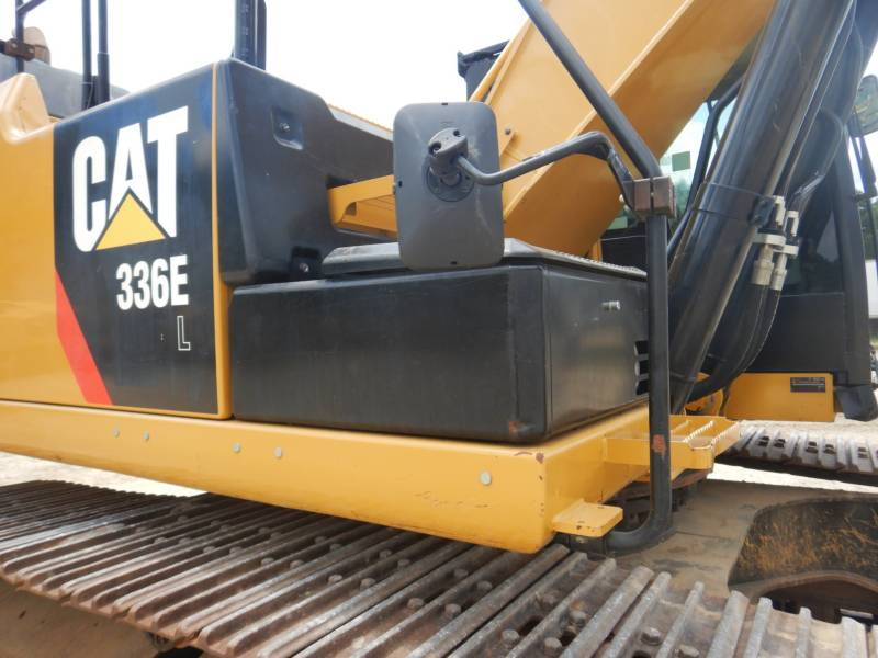 CATERPILLAR 履带式挖掘机 336 E L equipment  photo 20