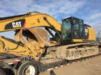 CATERPILLAR TRACK EXCAVATORS 329E L THM equipment  photo 1