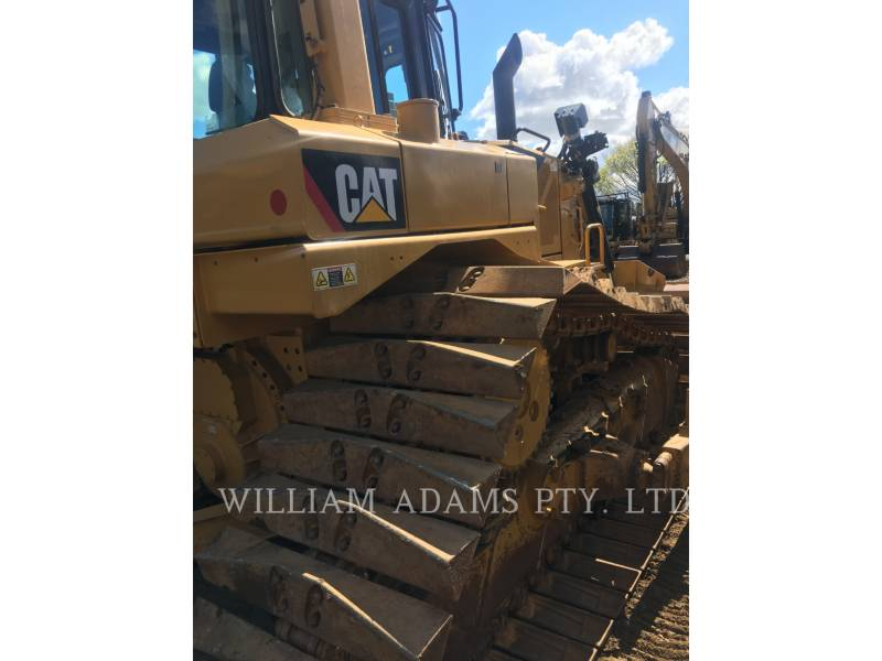 CATERPILLAR TRACTORES DE CADENAS D6T LGP equipment  photo 2